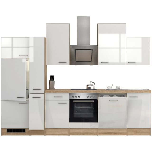 Flex-Well Küchenzeile »Florenz«