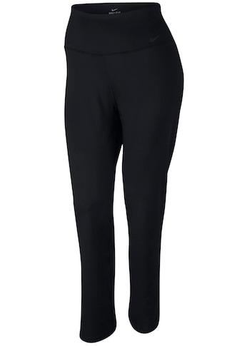 Nike Trainingshose »WO'MEN NIKE POWER CLASSIC GYM PANT PLUS SIZE« kaufen