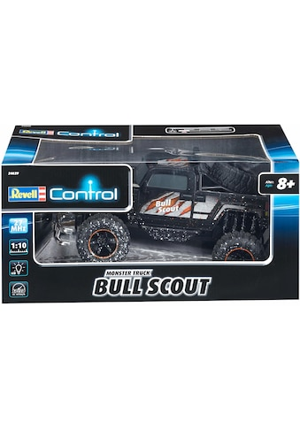 Revell® RC-Monstertruck »Revell® control, RC Monster Truck Bull Scout«, mit Licht kaufen