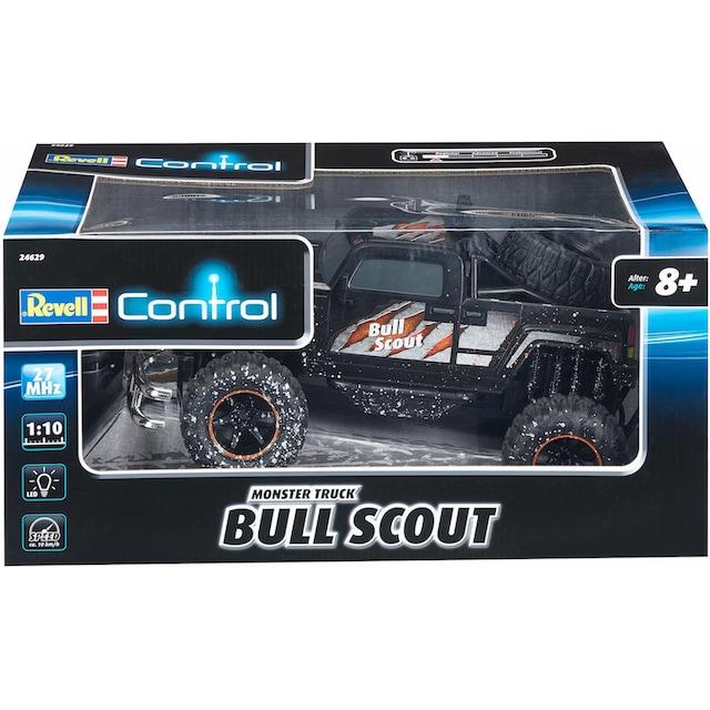 """Revell® RC-Monstertruck """"Revell® control, RC Monster Truck Bull Scout"""""""