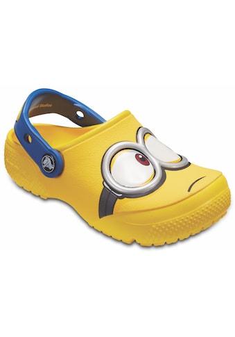 Crocs Clog »CrocsFunLab Minions Clog« kaufen
