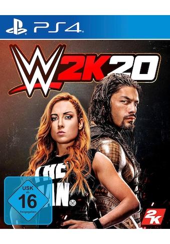 WWE 2K20 PlayStation 4 kaufen