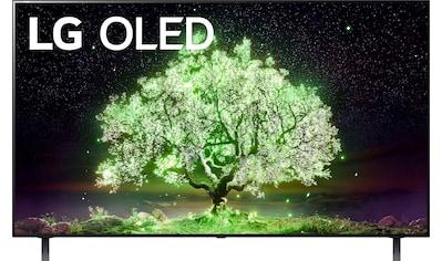 LG OLED-Fernseher »OLED55A19LA«, 139 cm/55 Zoll, 4K Ultra HD, Smart-TV, (bis zu... kaufen