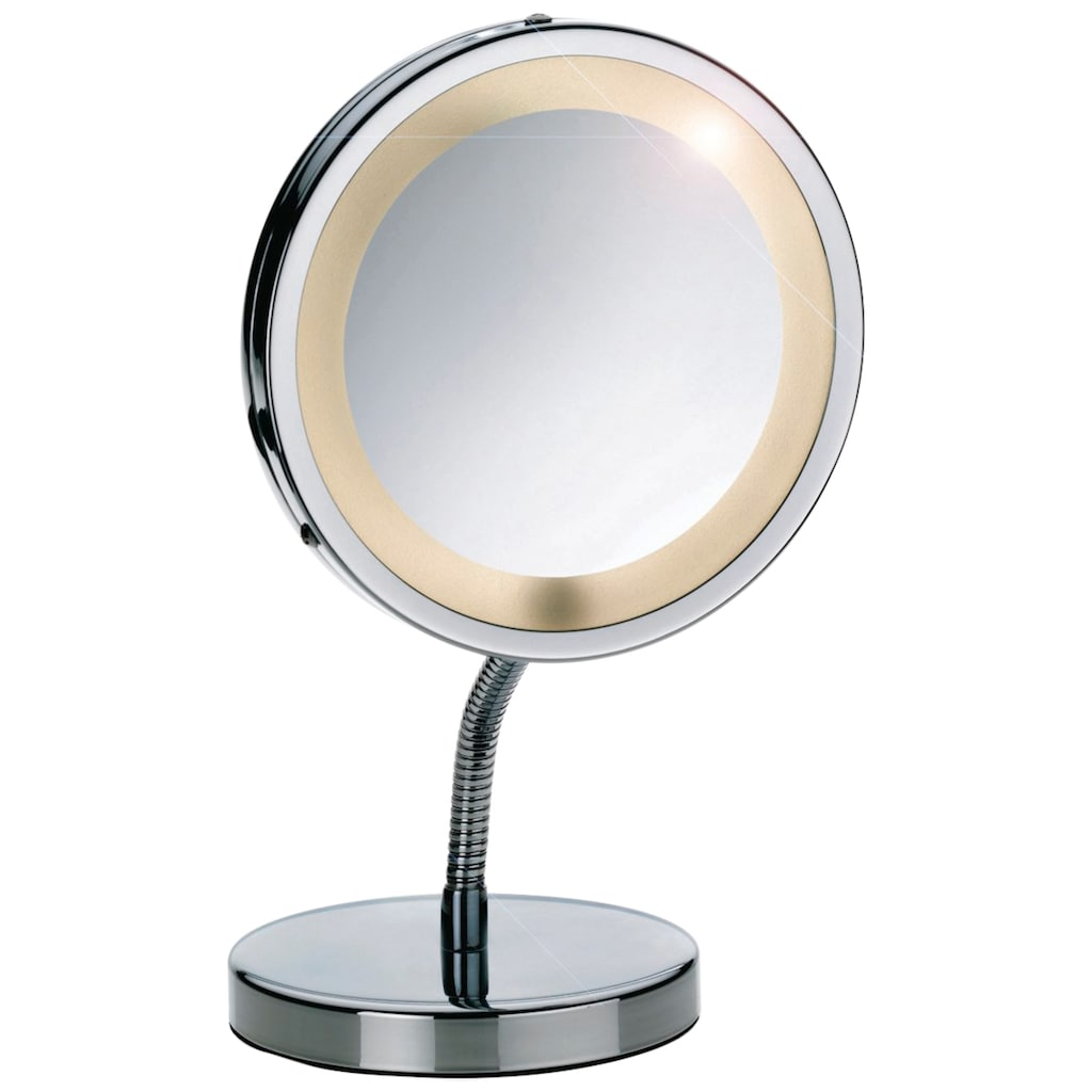 kela Kosmetikspiegel »Lola«, mit LED-Beleuchtung