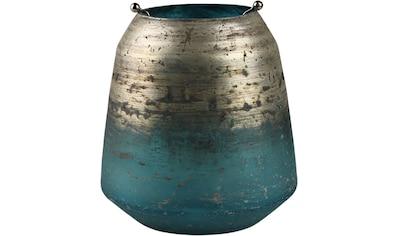 AM Design Windlicht »Shabby Chic«, aus Glas mit Metalleinsatz kaufen