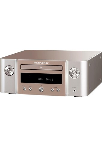 Marantz CD-Receiver »MCR-412«, (Bluetooth Sleeptimer-DAB+-FM Tuner) kaufen