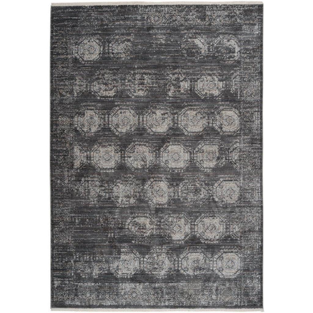 Arte Espina Teppich »Baroque 700«, rechteckig, 5 mm Höhe, Wohnzimmer