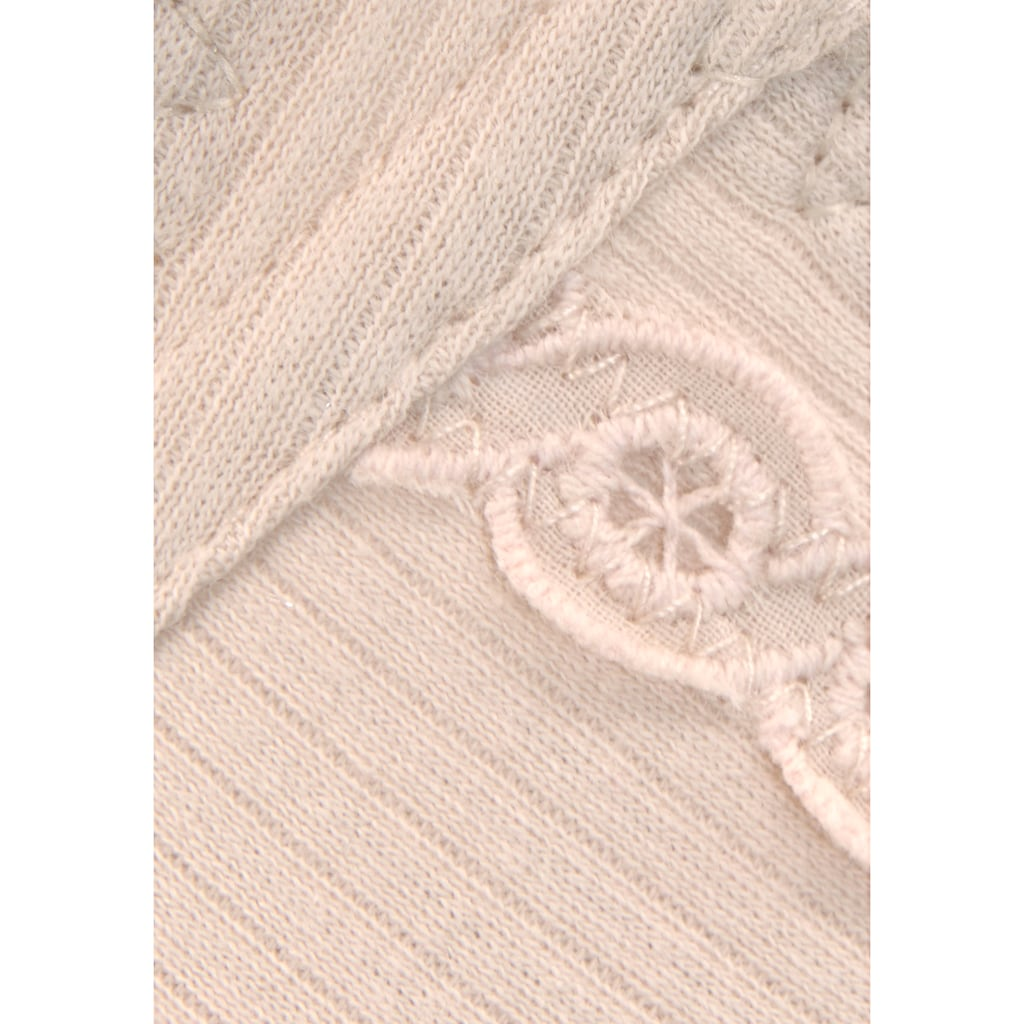 Naturana Bügelloser BH, aus reiner Baumwolle