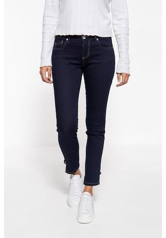 ATT Jeans 5-Pocket-Jeans »Leoni«, mit kontrastierenden Absteppungen kaufen