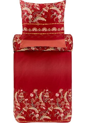 Bassetti Bettwäsche »Civita«, mit feinem Muster & floralen Elementen kaufen