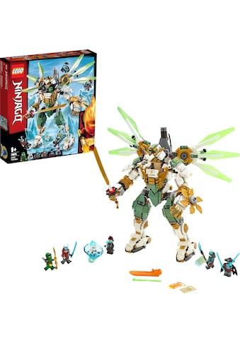 "LEGO® Konstruktionsspielsteine ""Lloyds Titan - Mech (70676), LEGO® NINJAGO®"", Kunststoff, (876 - tlg.) kaufen"