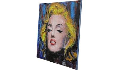 Kayoom Ölbild »Fame«, 120cm x 120cm kaufen