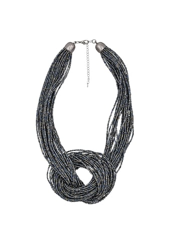 Steuer Collierkette »Vielreihiges Collier aus kleinen Perlchen, in der« kaufen
