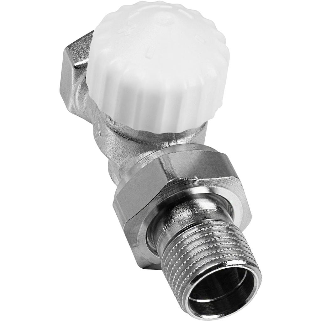 Heizkörperthermostat »Durchgang«, Thermostat Ventil Axial