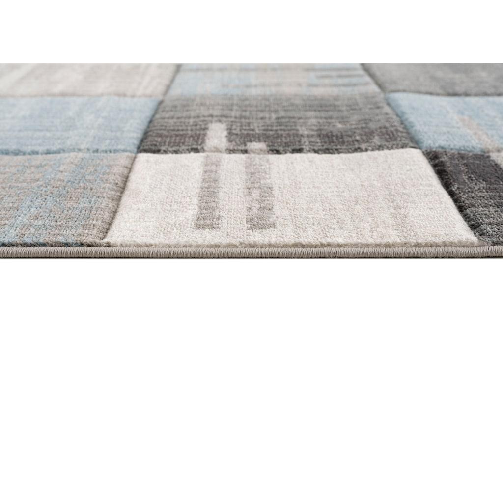 my home Läufer »Beliz«, rechteckig, 9 mm Höhe, mit Konturenschnitt
