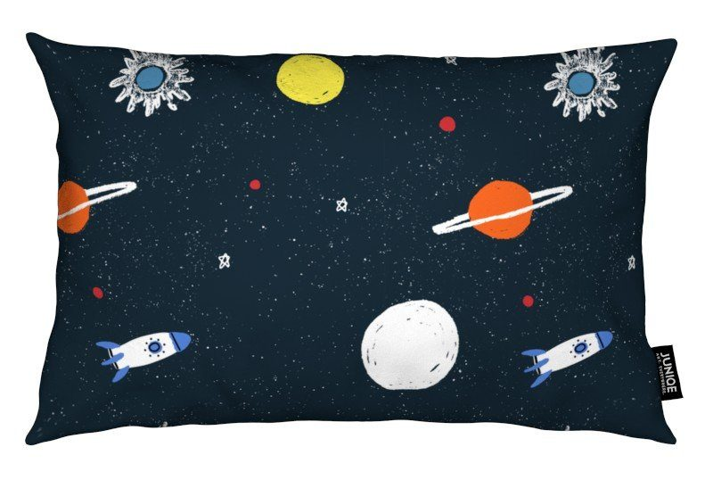 Dekokissen Planets Pattern Juniqe