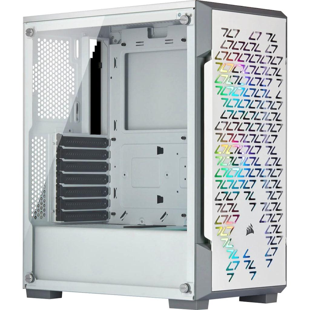 Corsair PC-Gehäuse »iCUE 220T RGB Airflow Midi Tower«