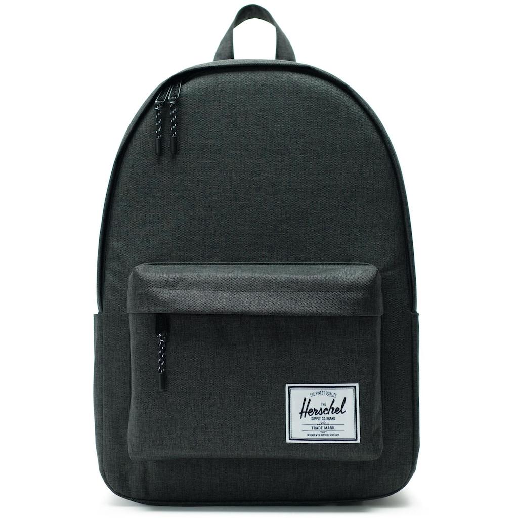 Herschel Laptoprucksack »Classic X-Large, Black Crosshatch«