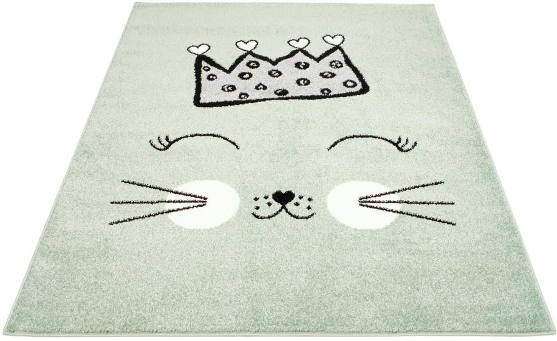 Kinderteppich Bubble Kids 1331 Carpet City rechteckig Höhe 11 mm maschinell gewebt
