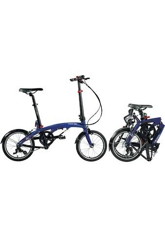 Dahon Faltrad »EEZZ D3«, 3 Gang, Shimano, Tiagra Schaltwerk, Kettenschaltung kaufen