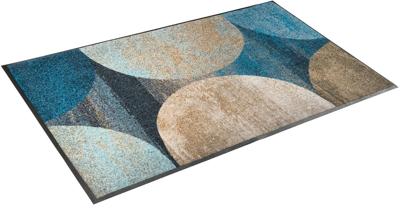 Teppich Galaxia wash+dry by Kleen-Tex rechteckig Höhe 7 mm gedruckt