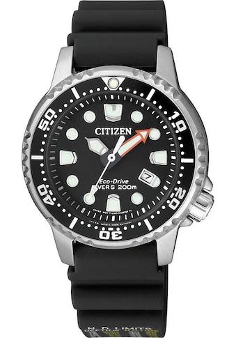 Citizen Taucheruhr »Promaster Marine Eco - Drive Diver 200m, EP6050 - 17E« kaufen