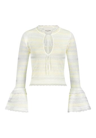 Nicowa V-Shirt »SOLEA«, mit tiefem V-Ausschnitt - SOLEA kaufen