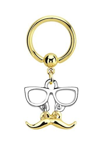 Adelia´s Brustwarzenpiercing »Brustpiercing«, Brustpiercing Ring PVD golden 1,6 mm mit... kaufen