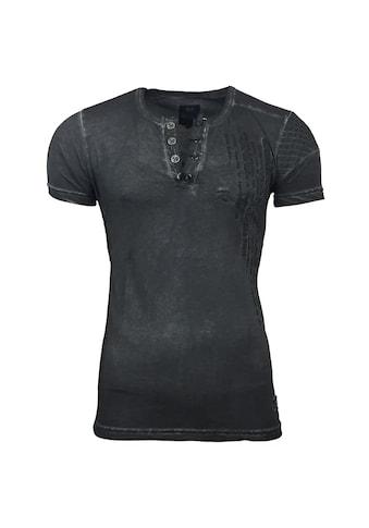 Rusty Neal T - Shirt mit Marken - Print kaufen