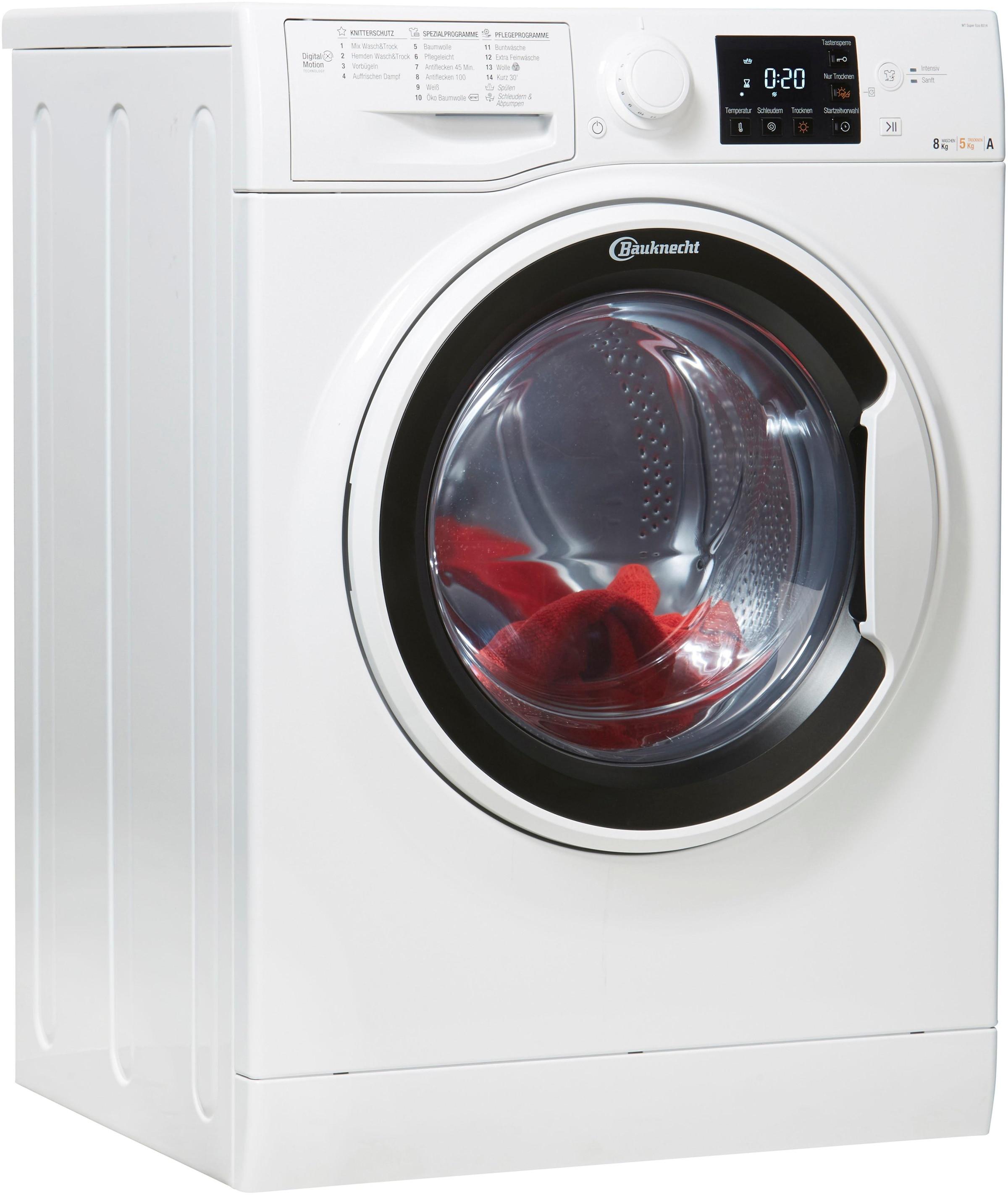 Waschtrockner im online shop kaufen rechnung raten baur