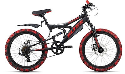 KS Cycling Mountainbike »Bliss Pro«, 7 Gang, Shimano, Tourney Schaltwerk, Kettenschaltung kaufen