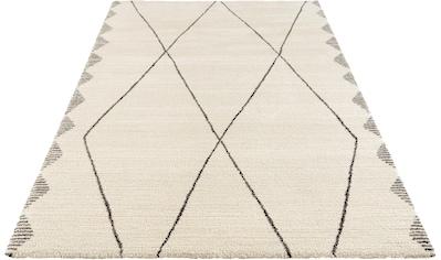 ELLE Decor Teppich »Beaune«, rechteckig, 14 mm Höhe, Wohnzimmer kaufen