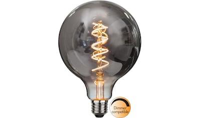 Home affaire LED-Filament »Decoled Spiral Smoke«, E27, 2 St., dimmbar, Maße: 12,5x17,6 cm kaufen