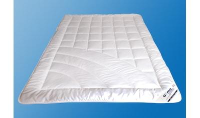 KBT Bettwaren Microfaserbettdecke »CLIMASTEP«, leicht, (1 St.), Optimales Klima im Bett! kaufen