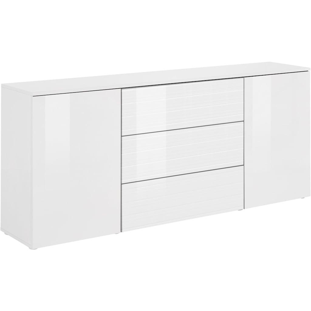 borchardt Möbel Sideboard »Savannah«, Breite 166 cm