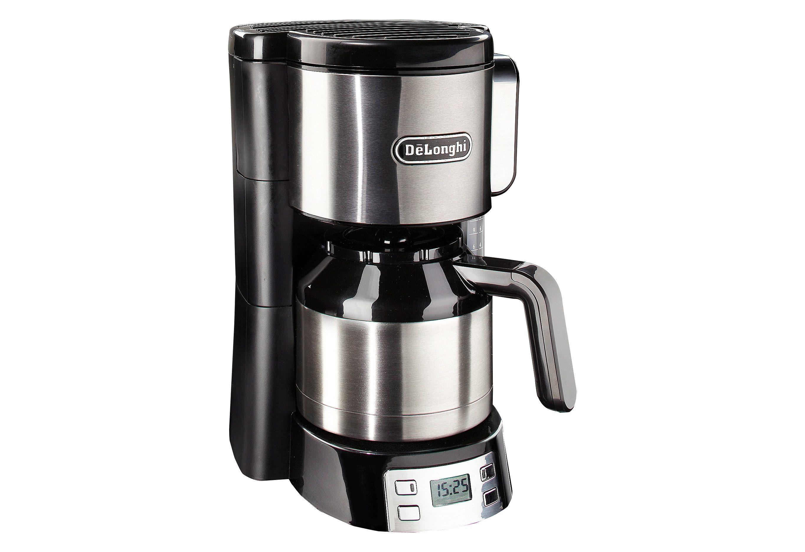 De´Longhi Filterkaffeemaschine ICM15750 Papierfilter 1x4 Preisvergleich