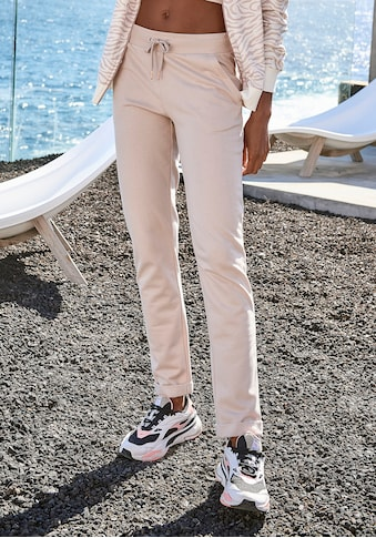 LASCANA Loungepants, mit modischem Umschlagsaum kaufen