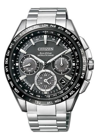 Citizen Funkchronograph »CC9015-54E«, mit Satellite Timekeeping System kaufen