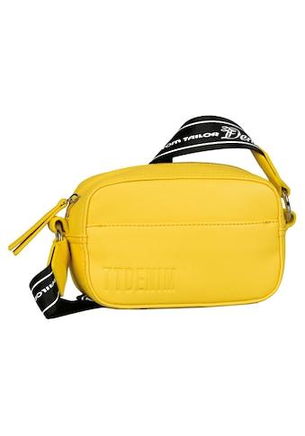 TOM TAILOR Denim Mini Bag »Ceria«, Mit modischem Textilumhängeriemen kaufen