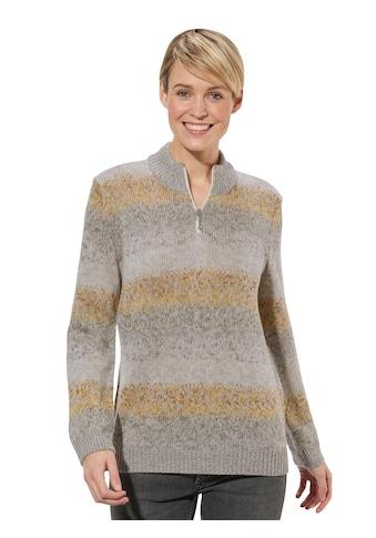 Classic Basics Stehkragenpullover »Pullover« kaufen