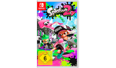 Splatoon 2 Nintendo Switch kaufen