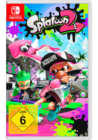 Nintendo Switch Spiel »Splatoon 2«, Nintendo Switch kaufen