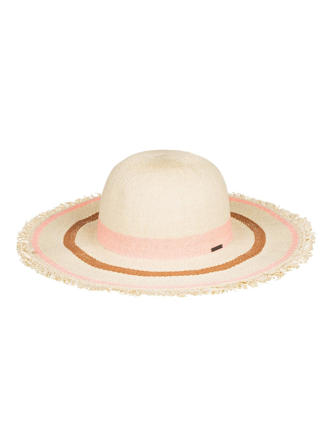 Roxy Strohhut Sound Of The Ocean rosa Damen Strohhüte Hüte Accessoires