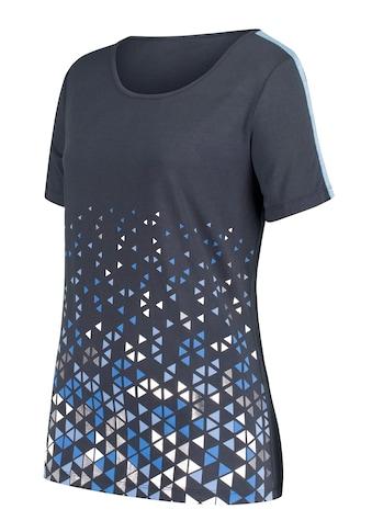 Ambria Shirt mit edel schimmerndem Zierband kaufen