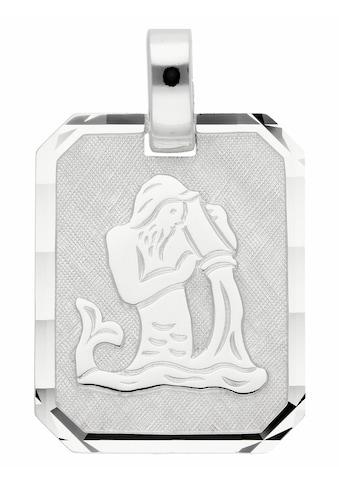 Adelia´s Kettenanhänger »925 Silber Sternzeichen Anhänger Wassermann« kaufen
