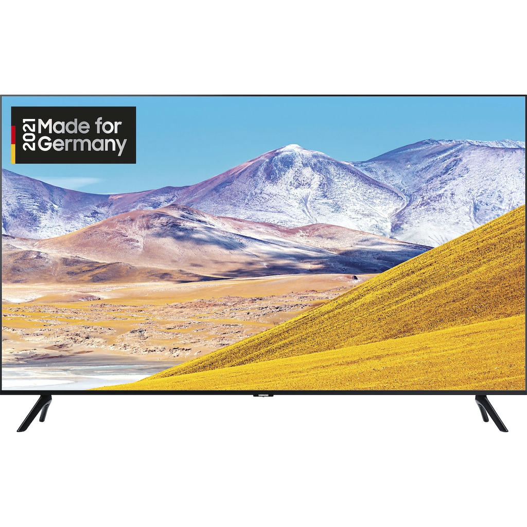 "Samsung LED-Fernseher »GU50TU8079«, 125 cm/50 "", 4K Ultra HD, Smart-TV"