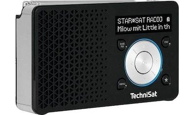 TechniSat »DIGITRADIO 1« Digitalradio (DAB+) (Digitalradio (DAB+),UKW mit RDS, 1 Watt) kaufen