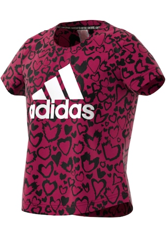 adidas Performance T - Shirt »GIRLS MUST HAVE GRAPHIC TEE« kaufen
