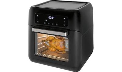 BOMANN Heissluftfritteuse »FR 6031 H CB«, Stufenlos regelbarer Thermostat kaufen