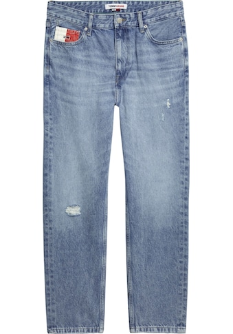 Tommy Jeans Straight-Jeans »DAD JEAN REG TPRD AE712 SVLBRD« kaufen